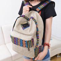 National trend backpack student school bag backpack