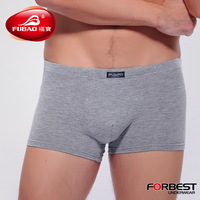 free shipping Male panties trunk bamboo fibre panties modal boxer shorts cotton 100% cotton belts