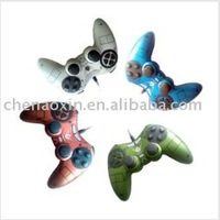 PC double shock vibration game controller/joystick gamepad/joypad