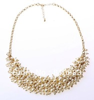 Accessories New Coming Elegant Imitation Pearl Items Fashion Necklace Jewelry Store