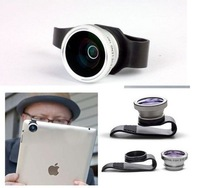 180 degree Clip Fish Eye camera Fisheye Lens for iphone Smaung all mobile phone