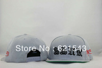 SSUR baseball cap hat sports football embroidery headgear for cool guys