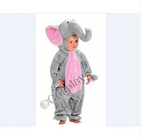Free shipping,elephant cosplay clothes for babies,costumes for joy,holiday dress,actor clothes.