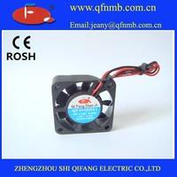 10 pcs/lot Black 2 Pin 12V 40mm x 10mm 4010 Brushless DC Fan PC Cooling Cooler Fan