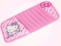 Hot Sale High Quality Authentic Hello Kitty Multifunction Shade Covers CD Covers Hot Sale Car Interior Pink