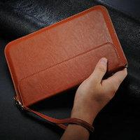"Luxury Leather handbag for ipad mini 2 For all 6 "" - 8 "" tablet PC case Fashion handbag For samsung Galaxy Tab With Free Gift"