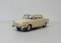 herpa  skoda 1000MB diecast car model H.O.Scale