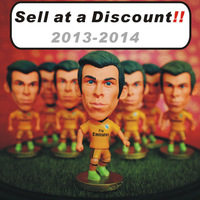 KODOTO 11# BALE (RM-Gold) Soccer Doll (Global Free shipping)