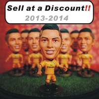 KODOTO 7# C.RONALDO (RM-Gold) Soccer Doll (Global Free shipping)