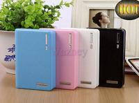 wholesale high quality 12000mah purse shape Emergency mobile power/power bank**25pcs/lot