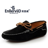 Summer casual shoes men trend genuine leather gommini loafers boat shoes low gommini male shoes loafers Free Shipping