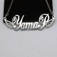 custom titanium necklace promotion
