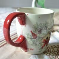 simple gift cup lang ceramic tea mug