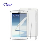 200pcs/lot High Quality HD Clear LCD Screen Protector Film For Samsung Galaxy Note 8.0 N5100 N5110