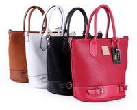 Hot selling women leather bags 2014,shoulder handbag,candy bag,big purse,style bag,genuine leather handbag,travel purse,luggage