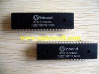 100% original authentic W78E516B40DL WINBOND DIP 10PCS/LOT  Free Shipping