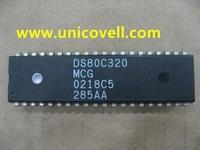 Free Shipping  DS80C320MCG   100%NEW   DIP    Dallas    5PCS/LOT