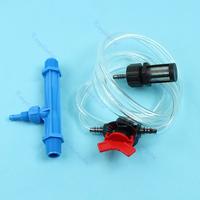 "1/2"" Irrigation Device Flowers Venturi Fertilizer Injector Kit Switch Water TubeFree Shipping wholesale/retail"