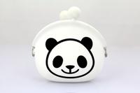 Ipanda silica gel coin purse q jelly bag women's wallet small bag  free shipping
