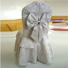 Factory Supply Stretch Fabric Covers Banquet Chair Covers Wedding Chair Covers 300pcs/lot Fedex Free shipping(China (Mainland))