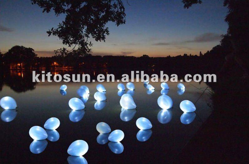super ! Sale 100pcs/lot MINI LED BALLOON LIGHT Waterproof landscape deft design Mini Party Lights For Wedding Centerpieces(China (Mainland))