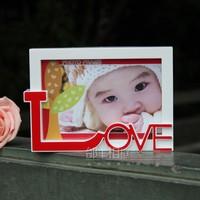 Love swing sets photo frame 7 thickening photo frame photo studio