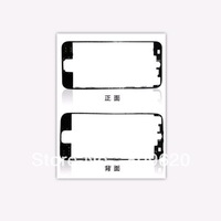 Front Middle Frame Bezel Replacement For Apple iPhone 5C Frame with 3M Adhensive Black or white Color shipping