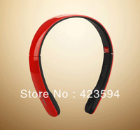 Free shipping Suicen AX-671 Bluetooth V4.0 + EDR Stereo Headphone w/ Wired / Wireless 2-Mode / Microphone