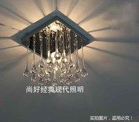 Ceiling light crystal aisle lights hallway lights crystal lamp entrance lights 200 - 1