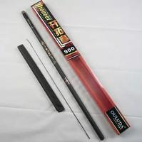 Full carbon fishing rod 10M long ultra long hard hand stream taiwan fishing rod pole