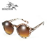Fashion vintage 2014 female star style fashion sunglasses circle sunglasses male sunglasses