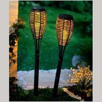 Led ventress rattails torch light bird nest lawn lights garden lights villa lamp