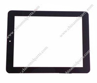 Digitizer Touch Screen For Nextbook 8 Inch Dual Core Tablet Model NX008HD8G New  freeshipping via Post airmail with tracking#