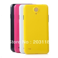 Colorful Battery Cover Back Shell for W450 Quad Core Smart Phone