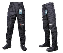 Du Han racing pants pants of motorcycle cross-country motorcycle racing suit pants Oxford cloth(China (Mainland))