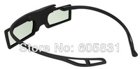 Chinese Original Brand Gonbes DLP-link 3D Active Shutter Glasses for Optoma/Acer/Sharp/Viewsonic/BenQ/Dell/NEC/Casio Projectors