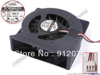 Free shipping DC 12V 0.35A Cooling Fan For ADDA AB0712HB-CC3 Server  Blower Fan