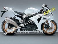 Free shipping,fairing kit for SUZUKI k9 GSX-R1000 09-12 GSXR1000 GSX R1000 2009 2010 2011 2012 white fairing (Injection molding)