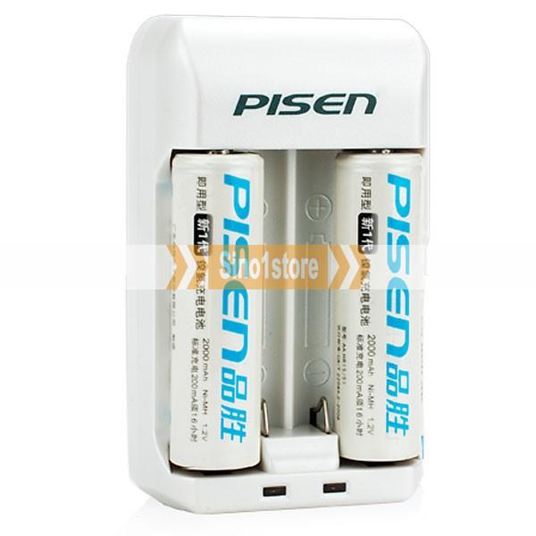 высокая performance.pisen батареи smart зарядное устройство