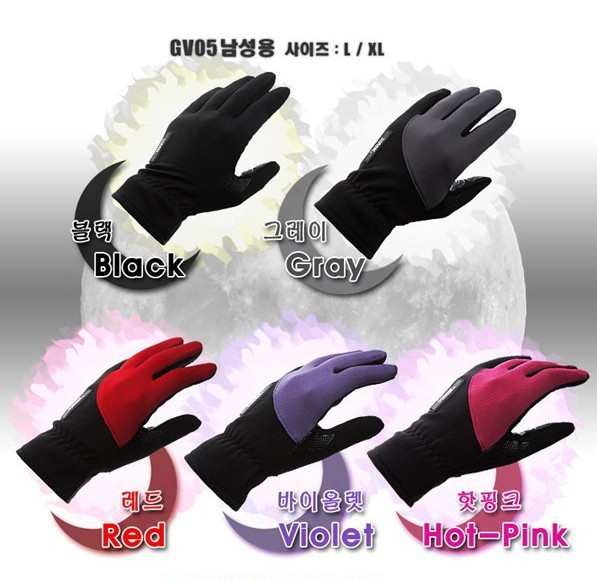 Manufacturers wholesale autumn winter single fleece antiskid outdoor climbing cycling leisure warm sports gloves(China (Mainland))