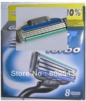 T8s RUS/EU/US packing high quality shaving razor blades for man, FREE SHIPPING