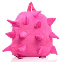 Free shipping creative hedgehog child cartoon kindergarten kids school backpack girl shoulder bag  baby gift 1 pc