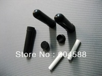 nasal inhaler sticks for filling essential oils--black