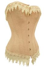 up boned Burlesque Victorian