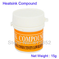 Thermal Grease Conductive Paste Cooling Heatsink Compound for All CPU VGA Fans 15g IDL-280