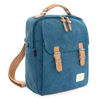 Women printing backpack school bag lady leather handbags 6 colors wholesale K64