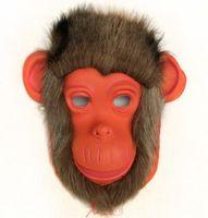 Halloween mask animal mask eva material party  monkey mask free shipping