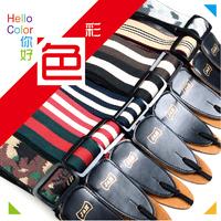 Guitar suspenders j & h 100% leather guitar suspenders ballad guitar wood electric box bass genuine leather paddles