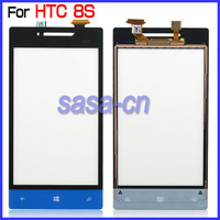 1pc Color Touch Screen For HTC Windows PHONE 8S Digitizer Touch Screen Lens 8S Touch Screen Glass Lens Digitizer Free shipping