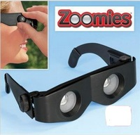 Binoculars Zoomies magnification Magnifying Magnifiers Glasses Telescope Magnascope